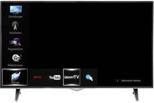 Telefunken D43U400X4CW   43 UHD Smart TV für 279€ (statt 349€)