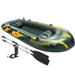 Intex Seahawk 4 – 3.5Meter Paddel Boot für 89,90€ (statt 105€)