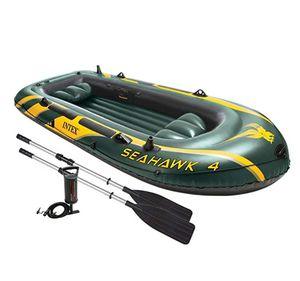 Intex Seahawk 4   3.5Meter Paddel Boot für 89,90€ (statt 105€)
