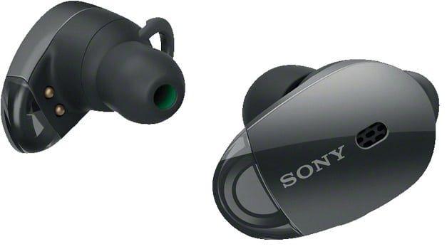 Sony WF 1000X wireless Kopfhörer inkl. Lade Etui für 79€ (statt 92€)