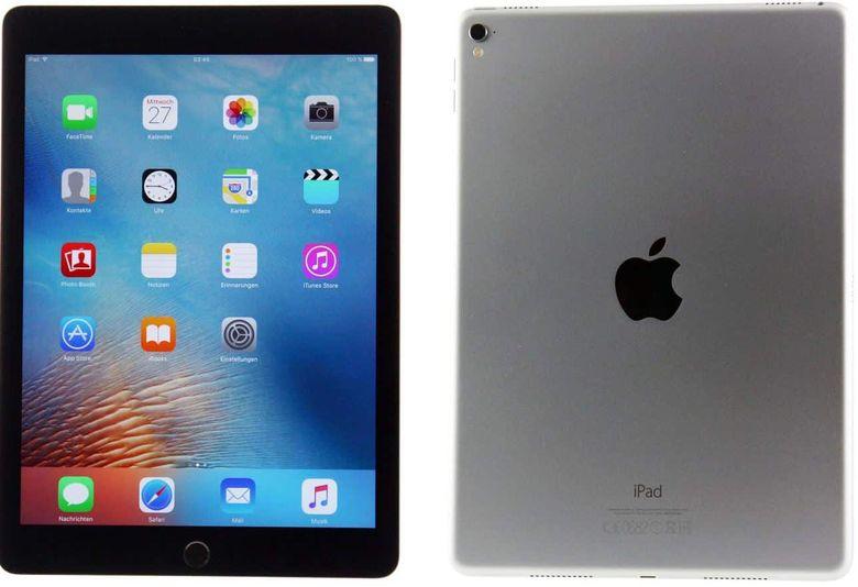 Apple iPad Pro   Spacegrau 9,7 Zoll mit 32GB und WiFi für 333€ (statt 502€)   wie Neu