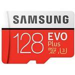 Samsung EVO Plus – UHS-3 128GB Micro SDXC Class 10 für 18,51€ (statt 25€)