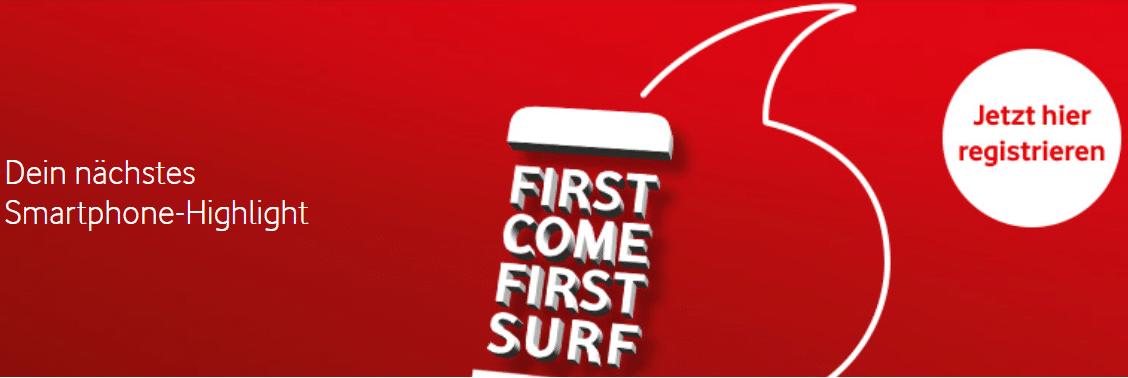 NEWS: Infos zu neuen Smartphone Highlights bei Vodafone und Telekom sichern