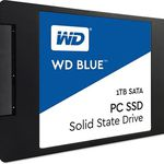 Vorbei! Western Digital WD Blue WDS100T1B0A – 1TB SSD für 149,55€ (statt 220€)