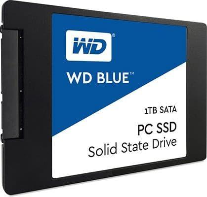 Vorbei! Western Digital WD Blue WDS100T1B0A   1TB SSD für 149,55€ (statt 220€)