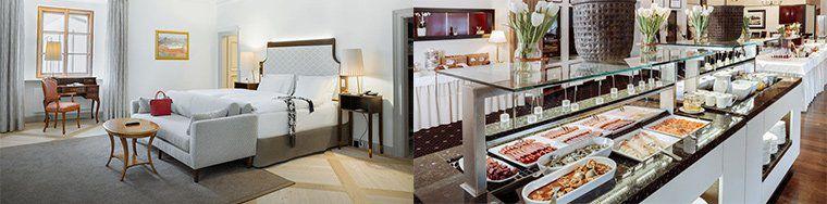 ÜN in der Steiermark in einer Suite inkl. Frühstück, Minibar, Wellness auf 4.500m² & mehr ab 89€ p.P.