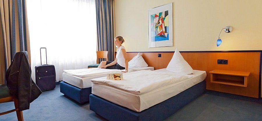 ÜN bei Chemnitz in gutem Hotel inkl. Frühstück & Fitness ab 18€ p.P.