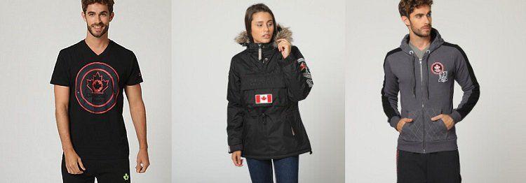 Canadian Peak Sale bei Vente Privee mit bis zu 67% Ersparnis auf Bekleidung