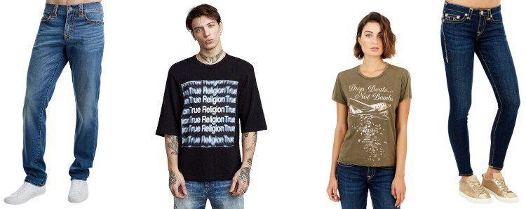 Bis zu 60% Rabatt auf True Religion Jeans bei vente privee