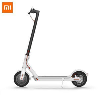 Xiaomi M365   klappbarer Elektro Roller in Weiß mit max. 25 km/h für 397,90€ (statt 460€)   aus EU