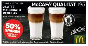 McDonalds Gutscheine September 2018: aktuelle Coupons & PDF Download!