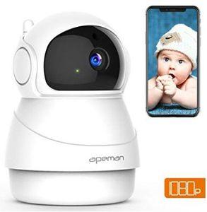 Apeman TL ID73 DE   1080p WLAN Cam für 28,99€ (statt 50€)