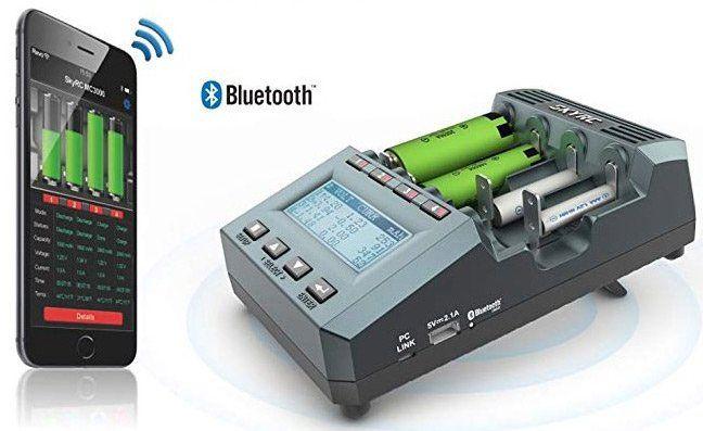 SKYRC MC3000   Bluetooth Ladegerät mit App Control für 69,36€ (statt 103€)   aus EU