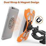 VA-SH014 – Handyhalterung mit Doppelband & magnetischer Stütze für 5,99€ (statt 10€) – Prime