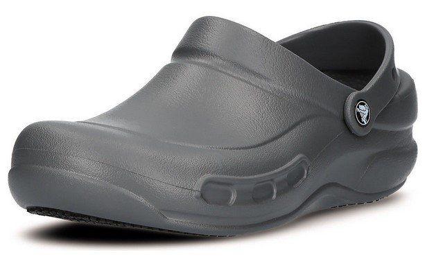 Crocs Clogs Bistro in Grau für 15,98€ (statt 45€)   nur bis 43!