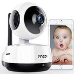 FREDI 890 – Schwenkbare 1080p IP Kamera mit vielen Funktionen für 29,99€ (statt 50€)