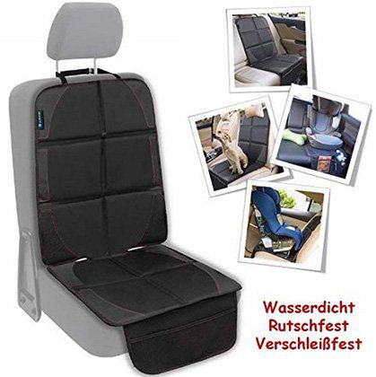 Rutsch  & wasserfester Autositzschoner (Isofix) für 9,99€ (statt 20€)   Prime