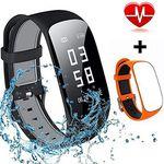 Fitnesstracker Z17 + Wechselband & Herzfrequenzmesser + vielen Extras für 15,99€ (statt 32€)