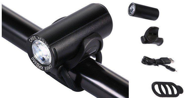 LED Fahradlampe mit CREE XPG & 4 Modi ab 7,19€