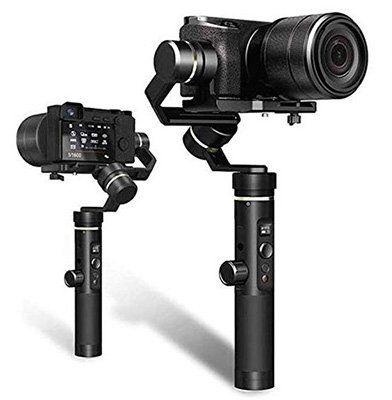 Feiyu Tech G6 Plus   3 Achsen Gimbal für Kameras, Actioncams & Smartphones für 203,74€ (statt 265€)