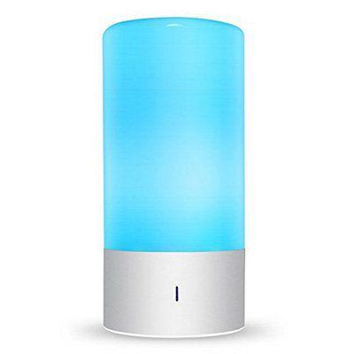 Dimmbare LED Tischleuchte mit 256 Farben & 3 Helligkeitsstufen für 11€ (statt 20€)   Prime