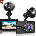 NeKan  JLY – 1080p Dashcam mit 170° Weitwinkel & vielen Extras für 25,79€ (statt 43€)