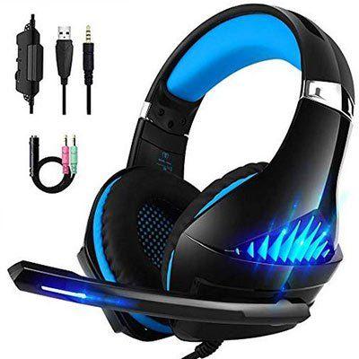 Beexcellent GM 5   Gaming Headset für 17,39€ (statt 29€)