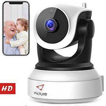 Victure VC320   720p WLAN Cam für 24,99€ (statt 40€)