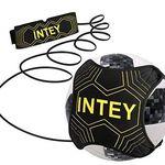 INTEY Fußball Kick Trainer mit elastischem Band für 4,99€ – Prime