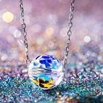 """Alex Perry – Damenkette """"Fantastische Welt"""" aus 925 Sterling Silber für 9,99€ (statt 23€)"""