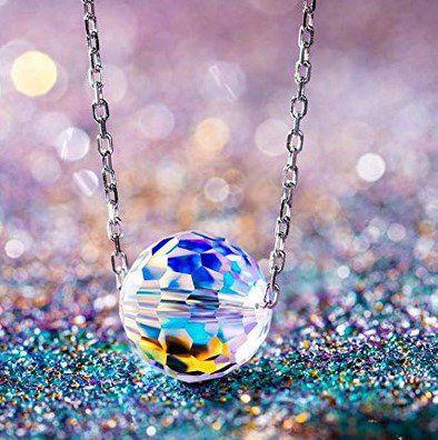 Alex Perry   Damenkette Fantastische Welt aus 925 Sterling Silber für 9,99€ (statt 22€)