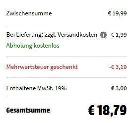 Jamie Oliver JC5101   Mörser mit Stößel für 18,79€ (statt 22€)