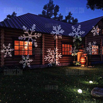 Utorch LED Projektor für die Hauswand für 11,98€