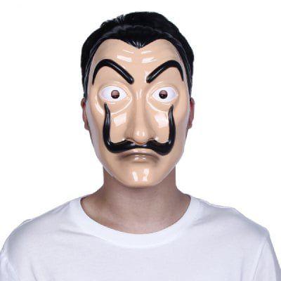 Dali Maske aus Haus des Geldes für 0,90€