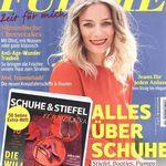 """""""Für Sie"""" 2 Jahresabo für 81,25€ + 75€ Verrechnungsscheck + 6€ Sofort-Rabatt"""