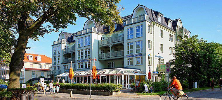 ÜN in Kühlungsborn direkt an der Ostsee inkl. Frühstück, Sauna & Wellness für 44,50€ p.P.
