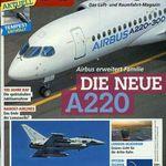 Flug Revue Jahresabo für 68,40€+ 40€ Amazon Gutschein