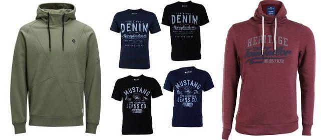 3 Artikel kaufen, 2 bezahlen bei Jeans Direct im Lagerverkauf bis Mitternacht