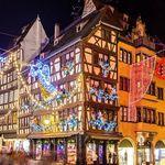Weihnachtsmarkt in Straßburg: 1 -2 ÜN auf einem Hotelschiff inkl. HP, Heißgetränke, Wellness & mehr ab 79€ p.P.