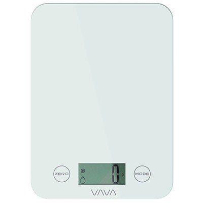 VAVA VA EE002   digitale Küchenwaage bis 8kg für 8,99€ (statt 12€)   Prime