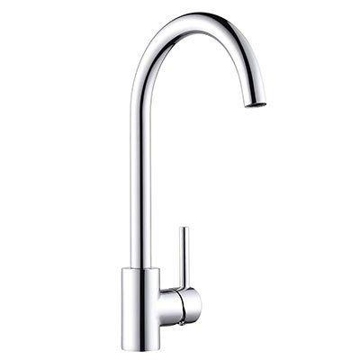 Amzdeal AZ004B   Küchenarmatur mit hohem Auslauf &  360° drehbarem Wasserhahn für 28,49€ (statt 57€)