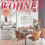 Schöner Wohnen Jahresabo für 63,60€ + 50€ Amazon Gutschein