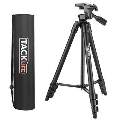Tacklife MLT01 – Stativ für Kameras, Entfernungsmesser etc für 16,98€ (statt 30€)