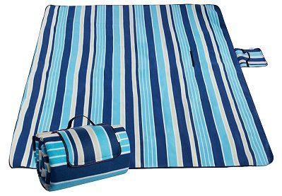 Sable wasserdichte Picknickdecke (200 x 200 cm) für 16,99€ (statt 25€)