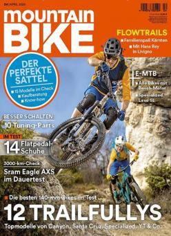 12 Ausgaben MountainBike für 59,90€ + 40€ Amazon Gutschein