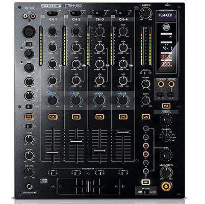 Reloop RMX 80 Digital – 4+1 Kanal DJ Clubmixer für 455€ (statt 612€)