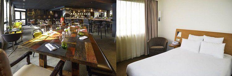 1   2 ÜN in Metz (Frankreich) im 3* Hotel inkl. Frühstück, Willkommensgetränk und Riesenradfahrt oder Eintritt ins Centre Pomidou ab 45€ p. P.