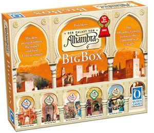 Alhambra Big Box Spiel des Jahres ab 25,49€ (statt 38€)