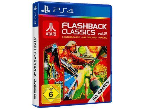 Vorbei!   Atari Classics Vol. 2 für PlayStation 4 für 10€ (statt 14€)