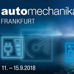 Gratis Ticket für die Automechanika 2018 Messe 2018 (11. – 15. September)